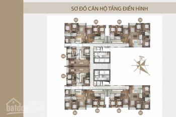 Bán căn góc 1 và 10 chung cư Phú Mỹ Complex Ngoại Giao Đoàn giá hợp lý