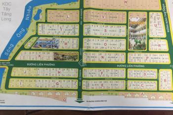 Bán gấp lô đất dự án Sở Văn Hóa Thông Tin, Quận 9, nền T, sổ đỏ cá nhân giá 44 tr/m2