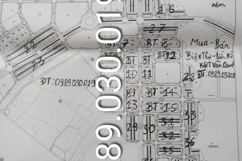 Mua và bán nhà liền kề Vân Canh DT: 100m2 - 110m2- 150m2- 180m2- 200m2- 280m2- 300m2- 350m2 - 400m2