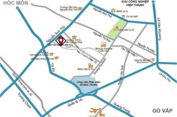 Cần tiền bán gấp đất thổ cư 100% SHR, ngay đường Lê Văn Khương với Hiệp Thành 07 trung tâm Quận 12