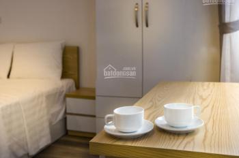 Chính chủ cho thuê căn hộ dịch vụ full nội thất phố Cầu Giấy, Nguyễn Văn Huyên từ 5 - 7,5 tr/tháng