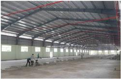 Cần cho thuê kho xưởng 2000,3000,4000,5000,10000m2, KCN Tân Đô, Tân Đức, LA, PCCC tự động, cao 14m