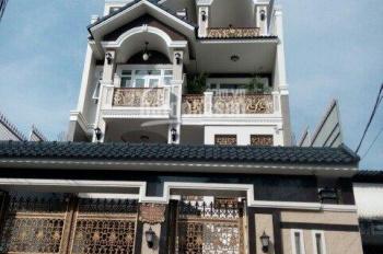 Bán biệt thự đẹp cao cấp mới 100%, mặt tiền hẻm 483/ đường 12m Lê Văn Quới, Bình Tân 8.4x20m 5 tấm