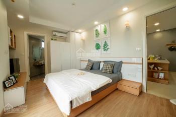 Cho thuê căn hộ cao cấp tại TTTM Vincom Shophouse 1 phòng ngủ, đồ đẹp, giá hợp lí