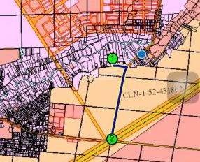 Chính chủ cần bán gấp đất đối diện khu TĐC Bình Sơn và đường 769, cách cổng sân bay LT 1.5km
