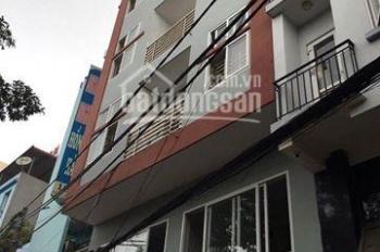 Cho thuê căn hộ mini số 16 ngõ 1 Phạm Văn Đồng, giờ tự do, có gác xép ở nhiều người