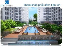 Cho thuê văn phòng Sky Center, số 10 đường Phổ Quang, DT: 42m2, giá 12 tr/tháng, view đẹp