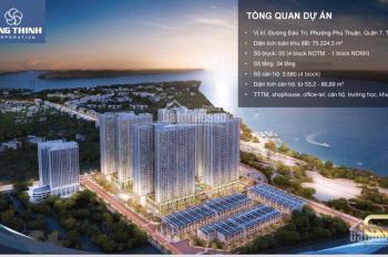 Chính chủ kẹt tiền bán gấp CHCC Q7 Saigon Riverside 1 tỷ 250 triệu 2PN. LH: 0938370345 (không MG)