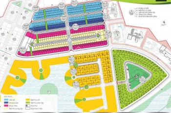 Bán lô góc Đông Nam, mặt đường 19m, khu đô thị Phúc Ninh, giá chỉ 30 tr/m2. LH: 0983 668 531