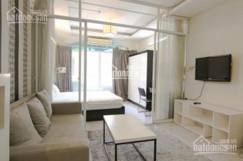 Chính chủ cho thuê căn hộ đường Sư Vạn Hạnh, 40m2, bảo vệ 24/24, thang máy, gọi ngay 0938.123.507