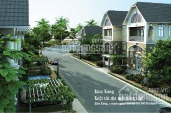 Bán biệt thự Kim Long, Nguyễn Hữu Thọ DT 400m2 giá 18tỷ có hồ bơi và khuôn viên LH 0901319986