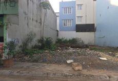 Cần tiền bán gấp nhanh đất 100m2 mặt tiền đường Tên Lửa, Bình Trị Đông, Bình Tân