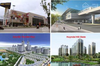 Cho thuê văn phòng tòa New Skyline Văn Quán, Hà Đông diện tích 200m2, 500m2, 1200m2, 2000m2