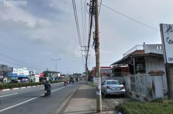 Bán đất tặng nhà đẹp, 21 x 90m 1.851 m2 thổ 300m2, thị trấn Mỹ Phước, Bến Cát, Bình Dương
