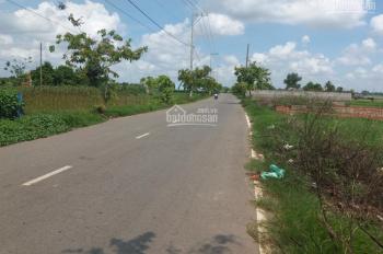 Cần bán lô đất trồng cây, mặt tiền đường XTS 6 Nguyễn Thị Ly, ngang 46.50mx85m=3900m2 giá 4.6tr/m2