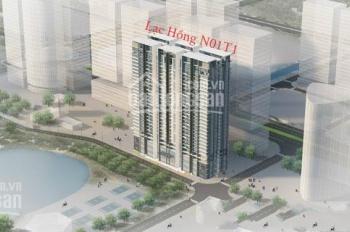 Bán CCCC tòa NO1-T1 Lạc Hồng 2, Ngoại Giao Đoàn, DT 95m2, 133m2, tầng 10, 15, 18, 20 giá 30tr/m2