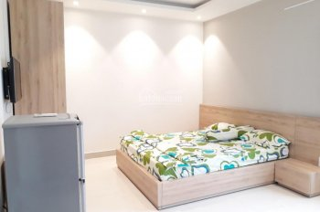 Cho thuê phòng đẹp trung tâm Q10, thang máy + hầm xe rộng rãi, bảo vệ 24h, nội thất full
