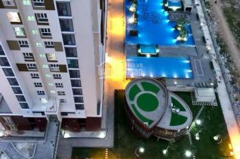 Cho thuê căn hộ The Park (Phú Hoàng Anh 2) lầu cao view đẹp, DT 70m2, 2PN, giá 8,5tr, 0932119224