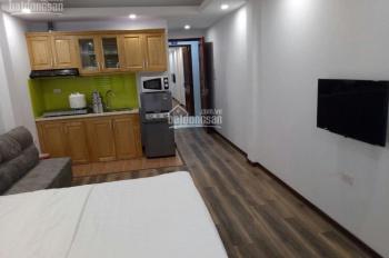 Chính chủ cho thuê căn hộ dịch vụ đầy đủ nội thất DT 40m2, mặt phố Hạ Yên, Yên Hòa, 6.5 triệu/th