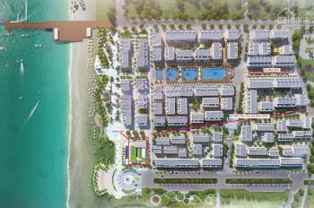 Chuyển nhượng căn mặt hồ bơi B6 shophouse Bim Phú Quốc, Waterfront Luxury