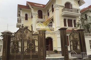 Cho thuê biệt thự Bắc Linh Đàm, diện tích đất 275m2, xây dựng 100m2, 04 tầng, giá 30 triệu/tháng