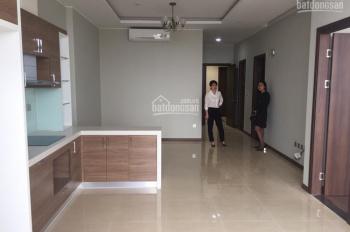 Cho thuê căn hộ Tràng An Complex, 105m2, 02 phòng ngủ, đồ cơ bản 12 triệu/th, LH 091.868 2528