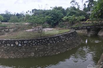 Bán đất làm trang trại khu nghỉ dưỡng, tại Cư Yên, Lương Sơn, Hòa Bình