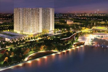 Hot! Tặng 100$ đặt chỗ Block đẹp 3 view sông - Saigon Riverside Q7 LH: 0902520285