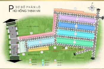 Bán đất dự án Phú Hồng Thịnh 8 giá tốt nhất thị trường