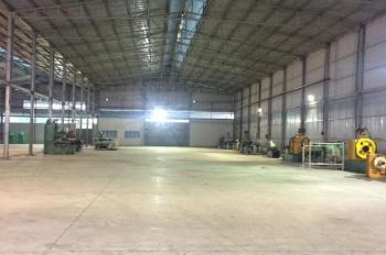 Cho thuê kho xưởng đường Trần Đại Nghĩa, DT: 1000m2, giá 55tr/th. LH: 0947069639