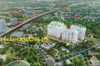 Bán kiot Long Biên, vị trí kinh doanh đắc địa, 0989.580.198