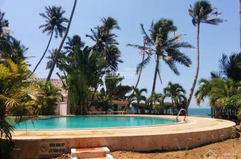 Bán resort mini hai mặt tiền đường và biển, 4900m2, 57 tỷ đường Huỳnh Thức Kháng, Mũi Né Phan Thiết
