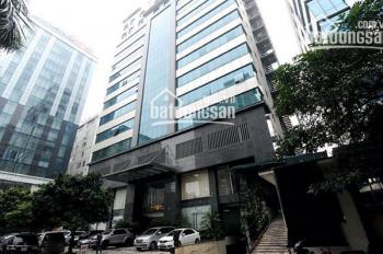 Cho thuê văn phòng tòa nhà Hoàng Linh, Duy Tân, Cầu Giấy, 180 nghìn/m2/tháng. LH 0902 255 100