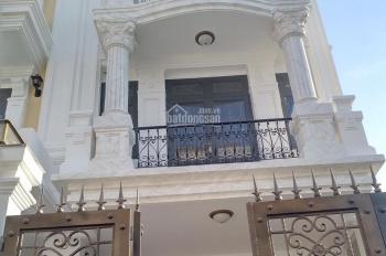 Bán nhà 1 trệt 3 lầu, đường 16 và 17 Phạm Văn Đồng, ngay chân cầu Bình Lợi. Hiệp Bình Chánh, TĐ