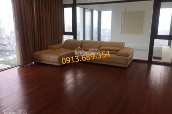 Cho thuê chung cư TSQ Mỗ Lao, Làng Việt Kiều Châu Âu (penthouse 750m2), 50tr/th sàn gỗ tự nhiên