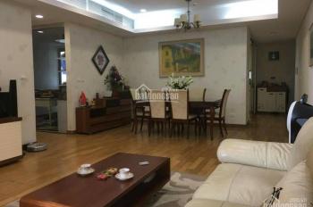 Cho thuê chung cư Dolphin Plaza, tầng 16, 165m2, 3 PN, đủ nội thất xịn, 17 tr/th, LHTT: 0906206518