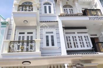 Bán nhà ngay chợ Bình Thành (4 x 16m), nhà sổ hồng riêng đúc kiên cố 4 tấm. LH: 0906985158