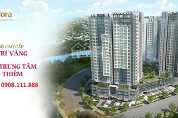 Bán căn hộ Sadora 3PN, diện tích 112m2, view hồ bơi, tầng thấp, giá 7.5 tỷ. LH 0908111886