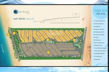 Cần bán 2 lô view biển khu 10 và khu 12 dự án Sentosa Villa 2, giá tốt. LH 0938.343.079