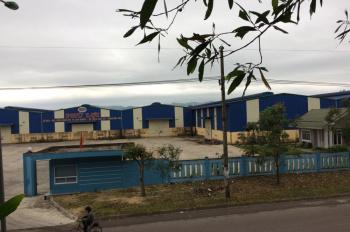 Cho thuê kho KCN Long Mỹ, TP Quy Nhơn, Bình Định