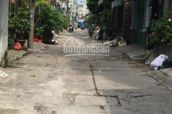 Nhà HXH đường Hoà Bình, P. Tân Thới Hòa, Tân Phú. DT: 234m2 có lửng đúc, 18 tỷ