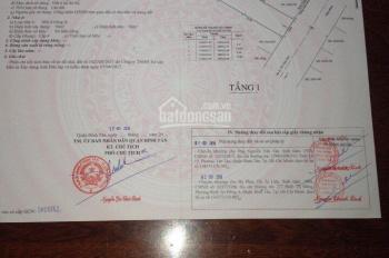 Bán nhà HXH đường Võ Văn Vân, phường Tân Tạo, quận Bình Tân, 2,750 tỷ TL, O987.614.662 chính chủ