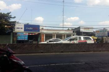 Bán nhà gác đúc 5,2m x 55m mặt tiền QL 1A Cái Bè Tiền Giang