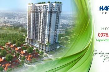 Suất ngoại giao vip CC Thanh Xuân Complex 24T3 Hapulico, giá 34 tr/m2. Đóng 50% nhận nhà ngay