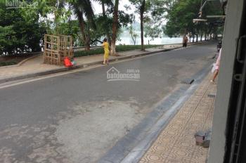 Cần bán một số nhà mặt phố Vân Hồ 2, nhìn sang công viên Thống Nhất và hồ Bảy Mẫu