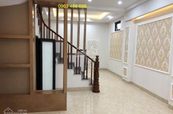 Bán nhà riêng Bồ Đề, Nguyễn Văn Cừ, DT 50m2, MT 4,1m, 4 tầng (tặng nội thất CB) 5,7 tỷ, 0963488688