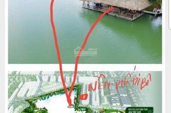 8x20m Nền biệt thự, mặt phố đi bộ, view hồ thoáng mát mặt nước 7ha ngay công viên nước An Tây Hồ
