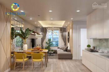 Bán căn hộ 3PN Topaz Elite nhận nhà 12/2019, ngân hàng hỗ trợ vay 70% với LS ưu đãi, giá: 2.294 tỷ