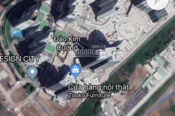 Bán đất Đảo Kim Cương Q. 2, giá 22 - 28tr/m2, DT đa dạng, gần CV, UBND, trường học, 0962655091
