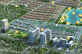 Bán biệt thự mặt hồ khu đô thị Nam Cường, lô góc đẹp nhất dự án. 0914 102 166
